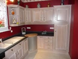 cuisine rustique provencale modele de cuisine rustique surprenant cuisine repeinte en beige 5