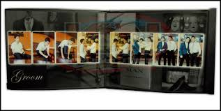 8x10 wedding photo album k n productions wedding photo albums layout and printing