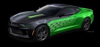 2016 camaro krypton paint feature gm authority