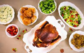 thanksgiving fantasticing meal image inspirations meals to go in