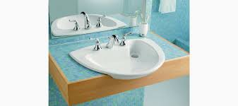kohler invitation drop in sink with 8 inch centers kohler