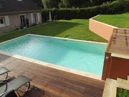 amenagement piscine exterieur aménagement piscine extérieure avec jardin flore boréale
