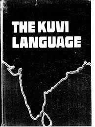 israel m a grammar of the kuvi language with texts and vocab pdf
