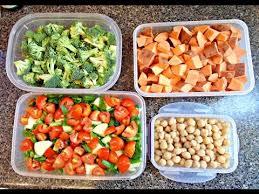 food prep meals vegan food prep staying healthy during the week youtube