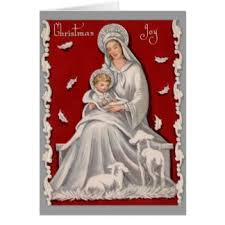 vintage religious christmas greeting cards zazzle