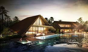 Thailand Resort By Merêces Architecture Vizualization Studio