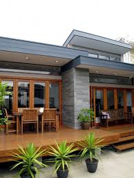 Home Exterior Design Advice Best 20 Flat Roof Design Ideas On Pinterest Flat Roof House