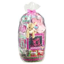 pre filled easter baskets prefilled easter basket assorted styles meijer
