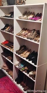 Shoe Shelves For Wall Racks Shoe Box Organizer Wooden Shoe Rack Walmart Shoe Racks