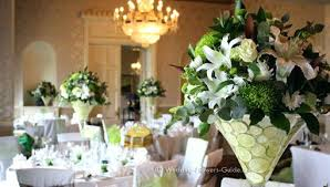 large vase centerpiece ideas wedding centerpieces tall martini