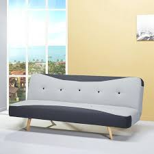 transformer un lit en canapé transformer un lit en canape canape convertible bicolore transformer