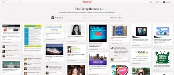 Online Resume Portfolio Examples by Tap Into Pinterest For Your Digital Portfolio Onward Search