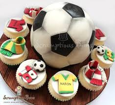 soccer cake ideas score big with these world cup themed cakes and cupcakes
