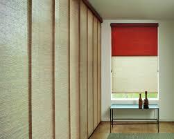Sliding Panels For Patio Door Glamorous Sliding Panel Track Blinds Patio Doors Ideas Best Idea