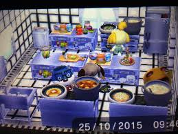 Animal Crossing Home Design Games My Kitchen For My Animal Crossing Restaurant X Animal