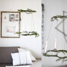 diy natural wreath chandelier for the holidays jpg 1 500 1 500