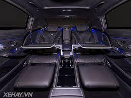 gia xe lexus s600 mercedes maybach s600 2016 siêu sedan chống đạn giá 11 4 tỷ