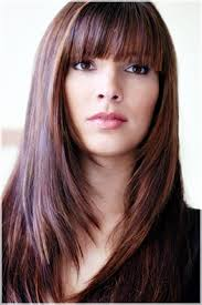 bangs make you look younger hairstyles with bangs look different and stylish hairstyles with