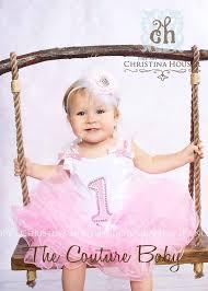 1st birthday tutu r birthday pink fluff tutu set the couture baby child