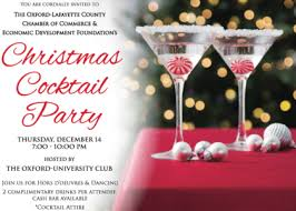 christmas cocktail party chamber christmas cocktail party visit oxford ms