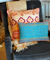 kathryn ireland color and pattern comes to giannetti home