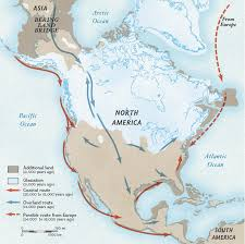Map Geo Ancient Dna Links Native Americans Nat Geo Education Blog