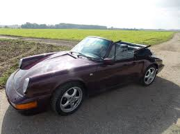 porsche 964 cabriolet for sale 1991 porsche 911 964 carrera 2 cabrio for sale
