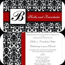 damask wedding invitations damask wedding invitation size of unique and black