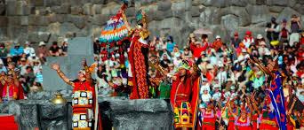 festival season in peru