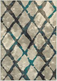 sphinx oriental weavers area rugs highlands rugs 6613a grey