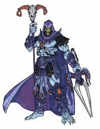 Skeletor Halloween Costume Raiden Skeletor Battles Comic Vine