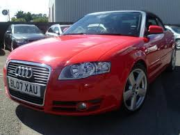 audi a4 convertible s line for sale used audi a4 2007 diesel 2 0 tdi s line convertible edition