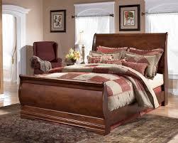Cherry Wood Sleigh Bedroom Set Oak Bedroom Sets Oak Furniture Light Oak Bedroom Set Solid Wood
