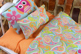 american doll bedding set owls 2 krazy ladies