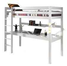 lit mezzanine avec bureau fly lit 2 places avec bureau élégant lit lit mezzanine 2 places ikea de