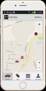 Map My Ride App App H Ride