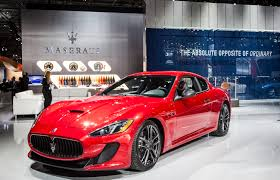 red maserati sedan maserati introduces made to measure interiors styled by designer