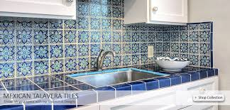 mexican tile kitchen backsplash tile by tierra y fuego ceramic tile floor tile talavera mexican