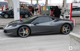 silver 458 italia 458 italia 31 march 2013 autogespot