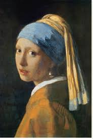 painting the girl with the pearl earring girl with a pearl earring buy the dvd book