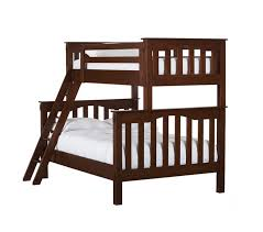 Kendall TwinoverFull Bunk Bed Pottery Barn Kids - Twin bunk bed dimensions