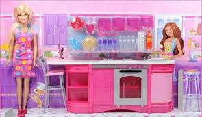 barbie mattel cooking fun kitchen doll x3229 mattel cooking fun