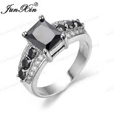 black sapphire engagement rings wedding engagement ring sapphire promotion shop for promotional