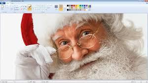 32 Best Paint Images On Unbelievably Realistic Microsoft Paint Art Santa Claus Speed