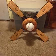 hunter baseball ceiling fan find more hunter brand baseball ceiling fan wood baseball bat