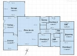 plan maison 6 chambres plain pied plan maison 6 chambres maison design plan maison plain pied 6