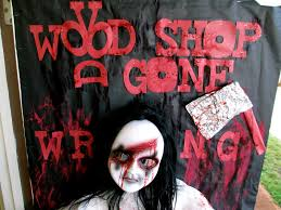 scary halloween door decorating ideas u2013 decoration image idea