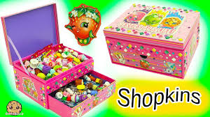 Make My Own Toy Box by Surprise Blind Bags Season 6 Chef Club Shopkins Make Your Own