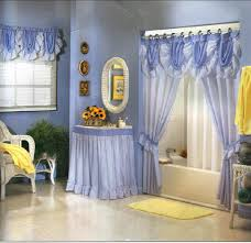 bathroom ideas leaves patterned bathroom window curtains ideas