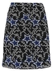 Verkaufen Kaufen Pinko Deificare A Linien Rock Fuxia Blu Damen Röcke Pinko